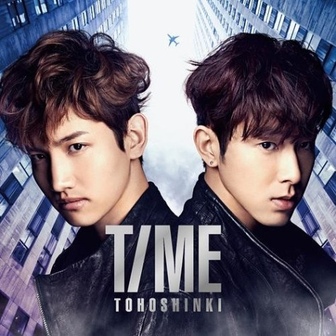 TVXQ - TIME